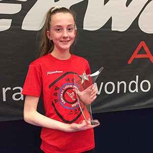 GB Development Athlete of the Year 2019